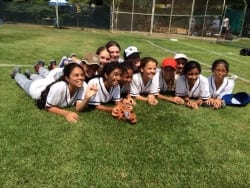 NIST-Softball-Team
