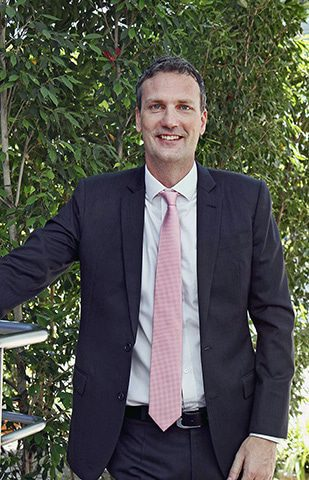 James MacDonald - Head of the IB Asia Pacific Regional Council