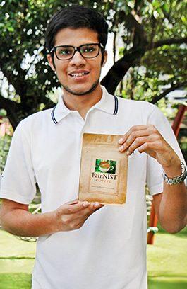 Voices of NIST - Nikhil Goyal & FairNIST Coffee