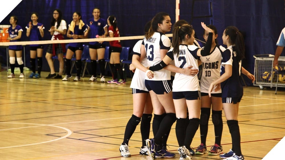 NIST International School - Falcons Dominate Fall 2014 BISAC