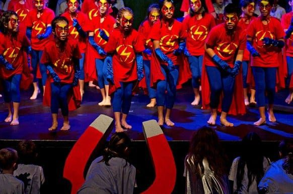 Supernova the Musical at NIST 03