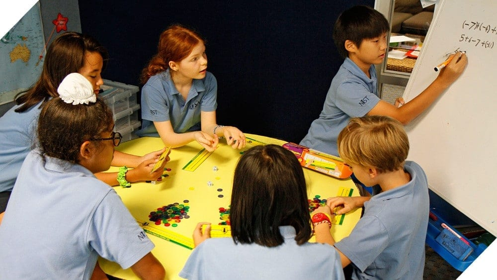 PYP, MYP and DP Mathematics at NIST International School