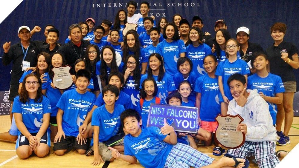 NIST 2015 BISAC Swimming Championship