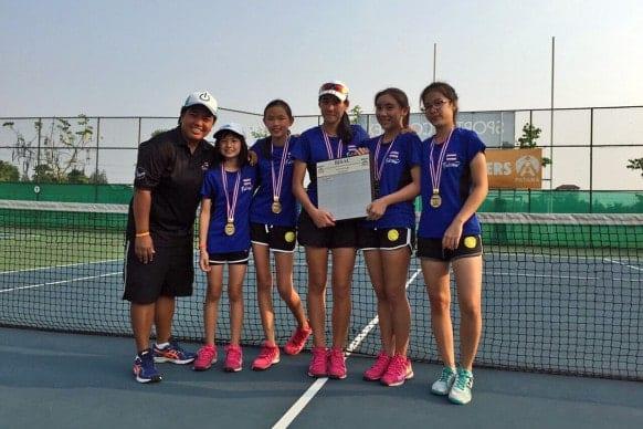 NIST 2015 BISAC U15 Girls Champions