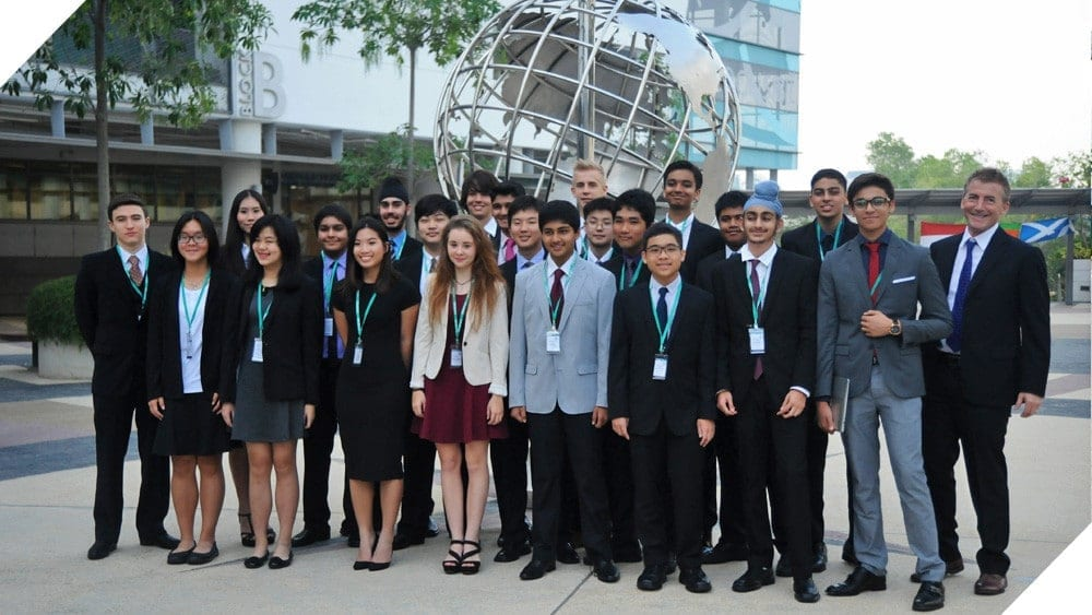 NIST 2015 Model United Nations Conference