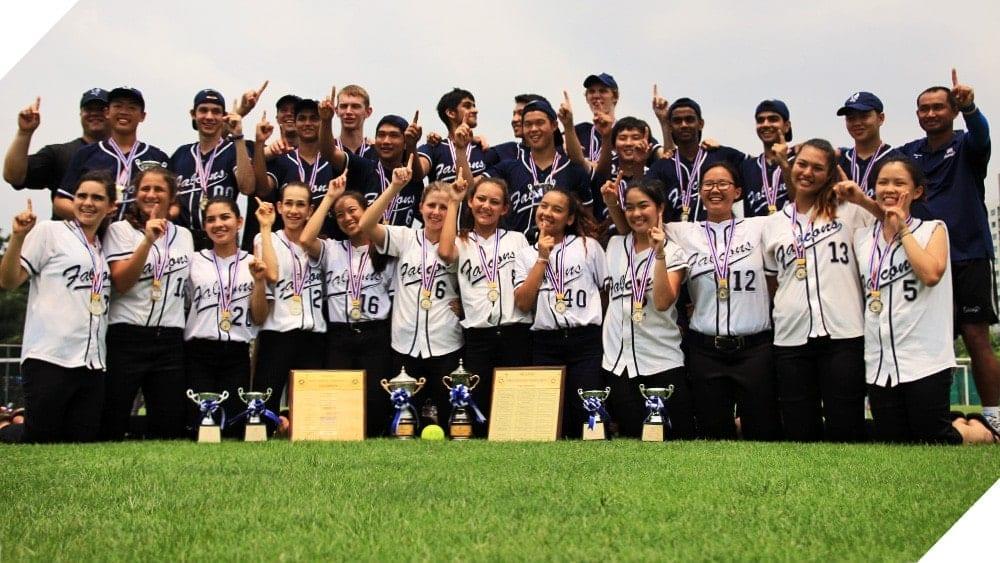 NIST 2015 SEASAC Boys and Girls Softball Champions
