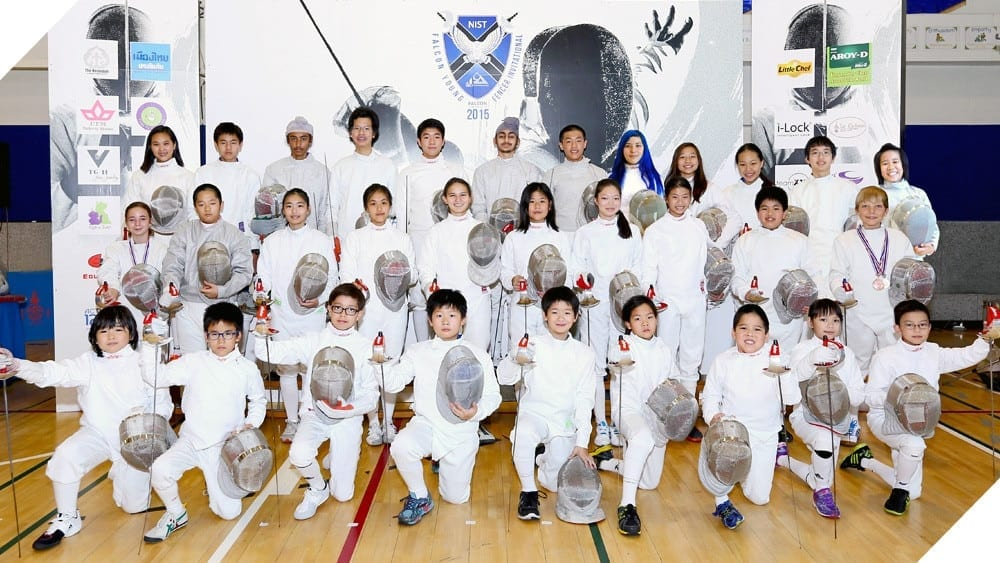 NIST 2015 Falcon Young Fencer Invitational Champions