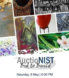 AuctioNIST: Bid to Build