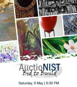 AuctioNIST: Bid to Build