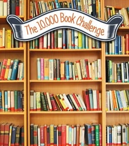 The 10,000 Book Challenge