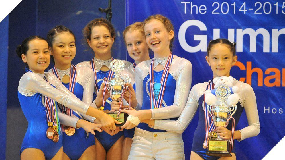 NIST 2015 BISAC Gymnastics Championships