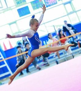 BISAC Gymnastics & Tennis End Season on High Note