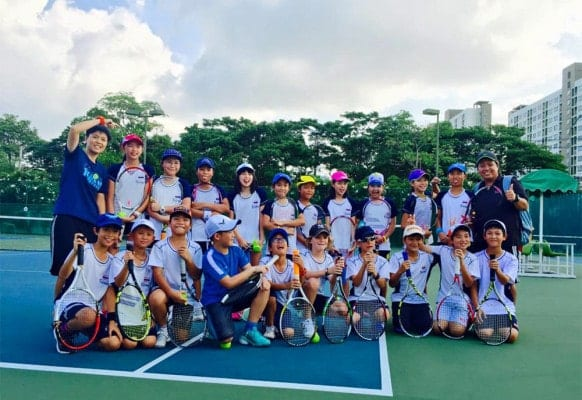 NIST 2015 BISAC Under 11 Tennis Team