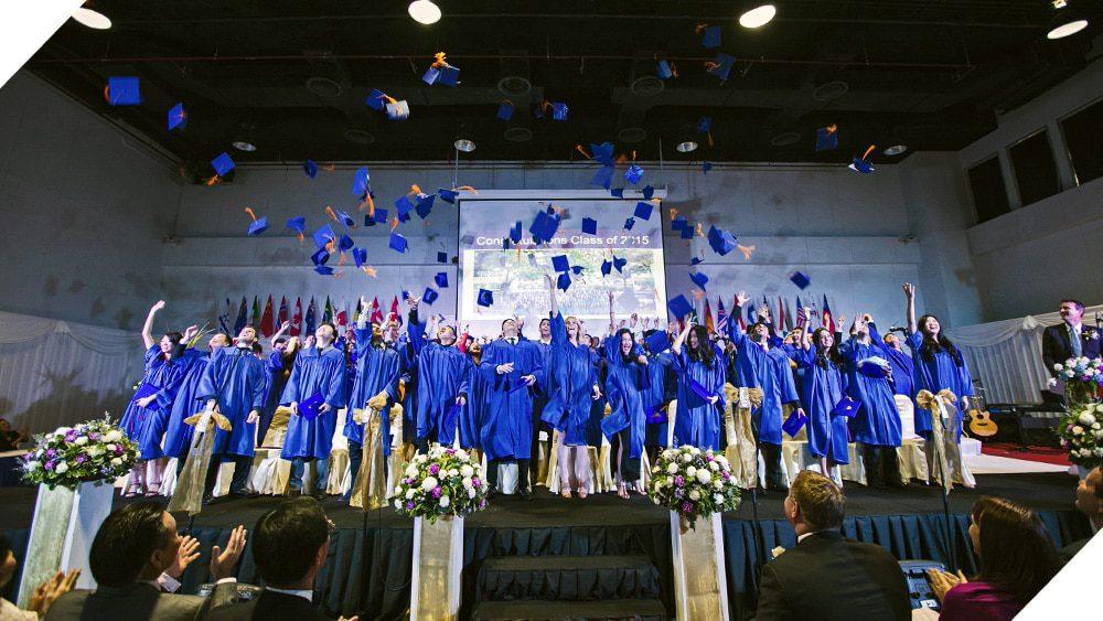 NIST Class of 2015 IB Diploma & GCD Results