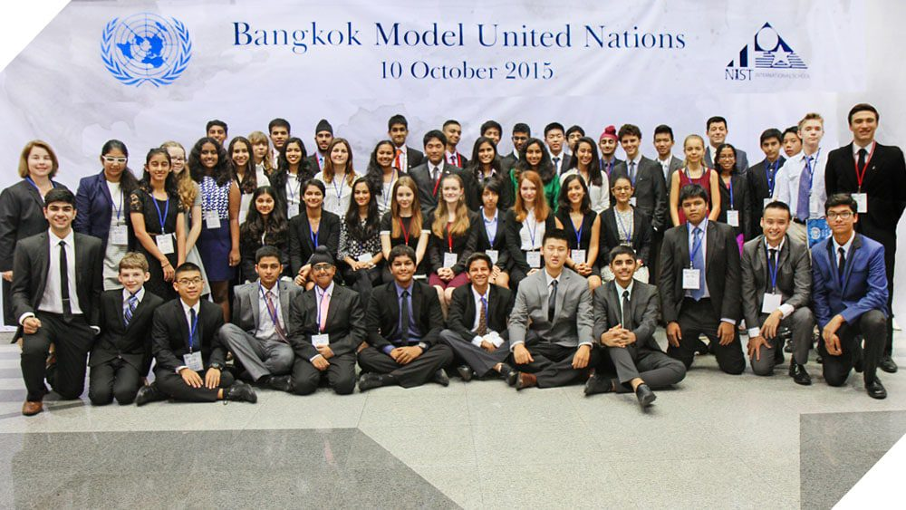 NIST - 2015 Bangkok Model United Nations