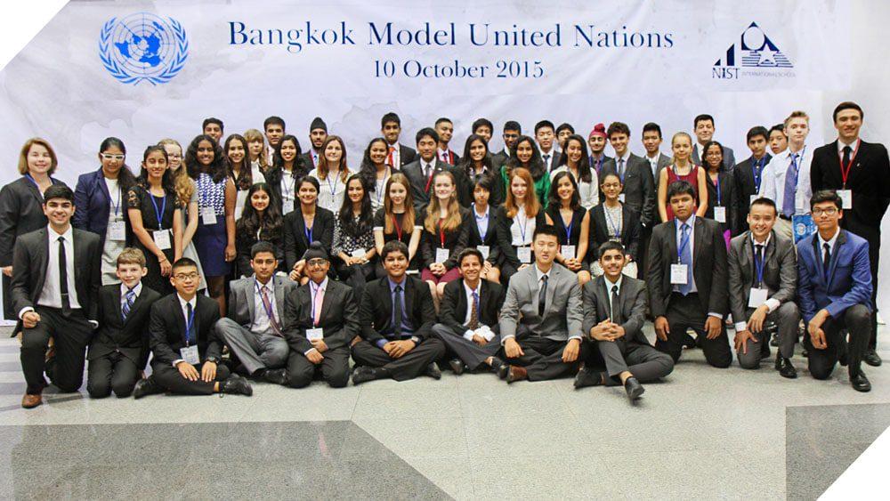 Model United Nations: Closing the Gap
