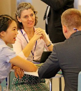 Search Associates Hosts Leadership Fair at NIST
