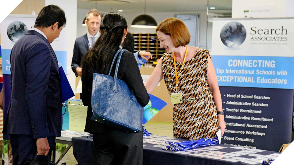 Search Associates Leadership Fair at NIST