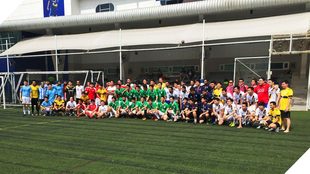 2nd Annual NIST Inter-School Alumni Soccer Tournament