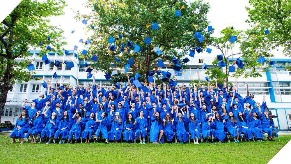 NIST Class of 2016 Graduation