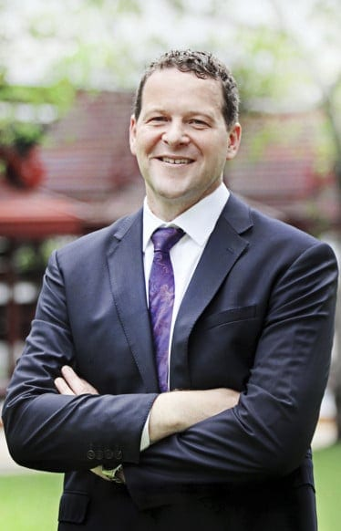 Brett Penny - Head of School at NIST International School