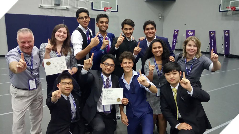 2016 IASAS Model United Nations - Featured Image