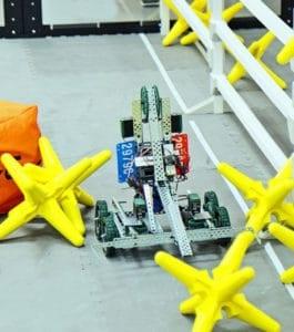 NIST Students Take Top Honors at Bangkok Vex Robotics Competition