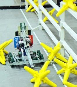 Vex Robotics Competition - Battle in Bangkok at NIST International School