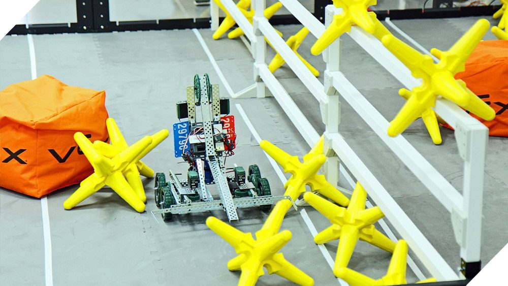 Vex Robotics Competition - Battle in Bangkok at NIST International School