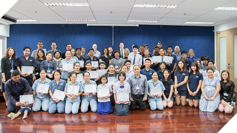 NIST 2017 Microcredit Bank Scholarship Recipients
