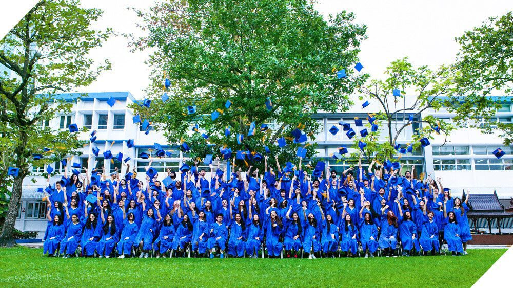 NIST International School - Class of 2017