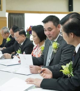 NIST Extends Lease Agreement with Church of Christ in Thailand