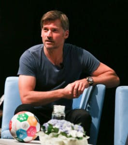 Game of Thrones Star Joins Global Goals World Cup at NIST