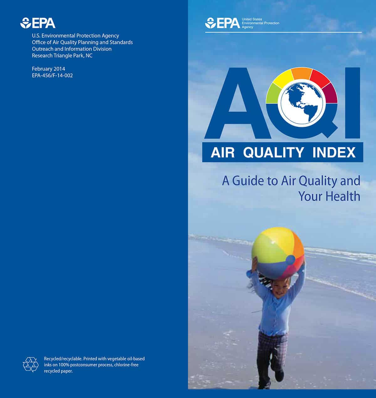 AQI - A Guide to Air Quality and Your Health