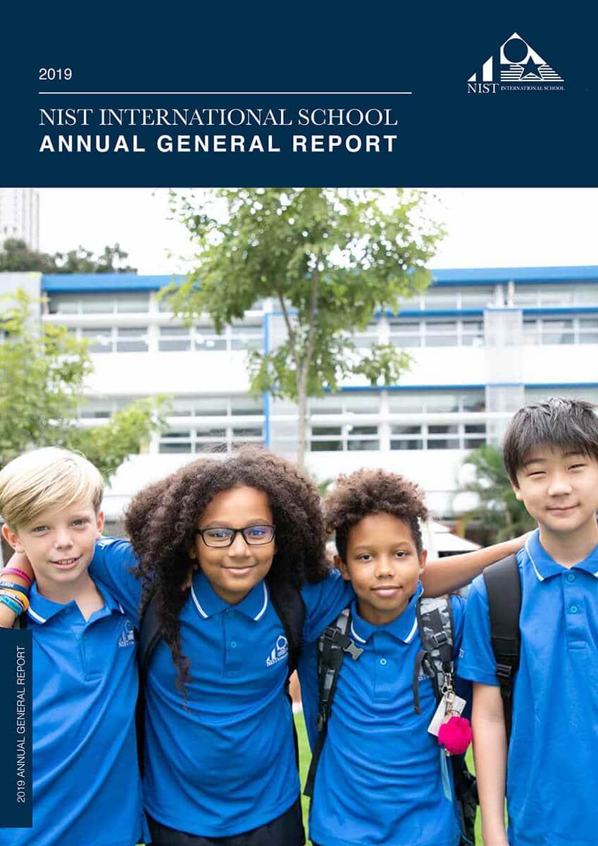 NIST 2019 Annual Report