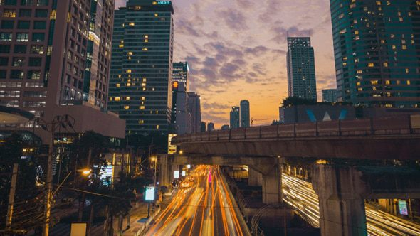 Moving to Bangkok, Thailand