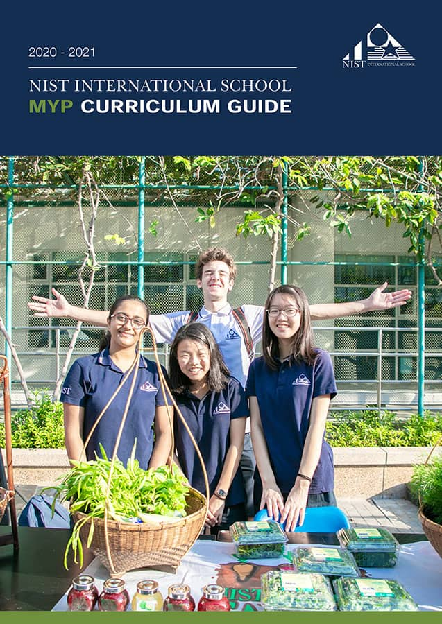 NIST MYP Curriculum Guide