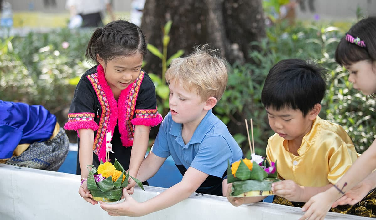 Diversity at NIST International School Bangkok