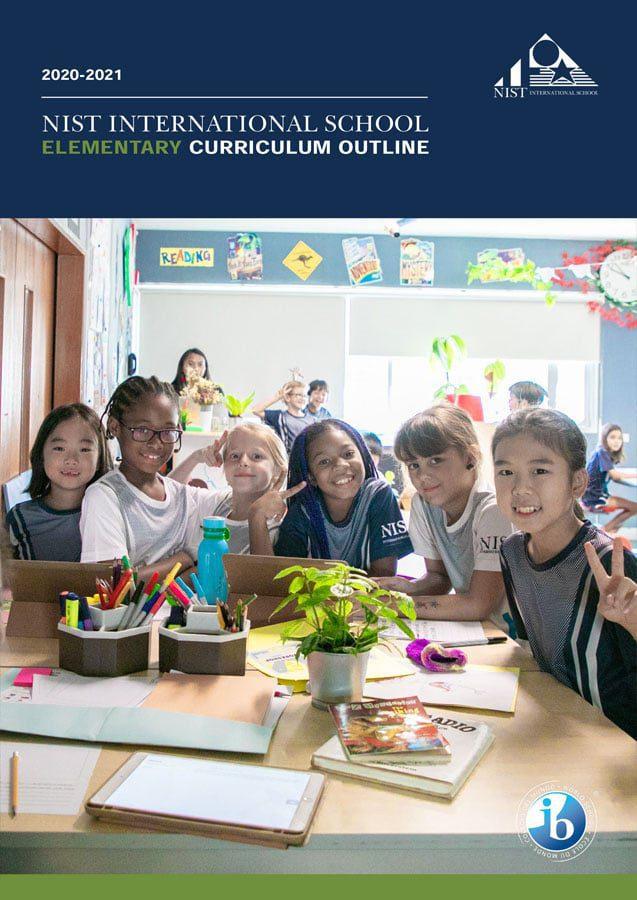 NIST Elementary Curriculum Outline