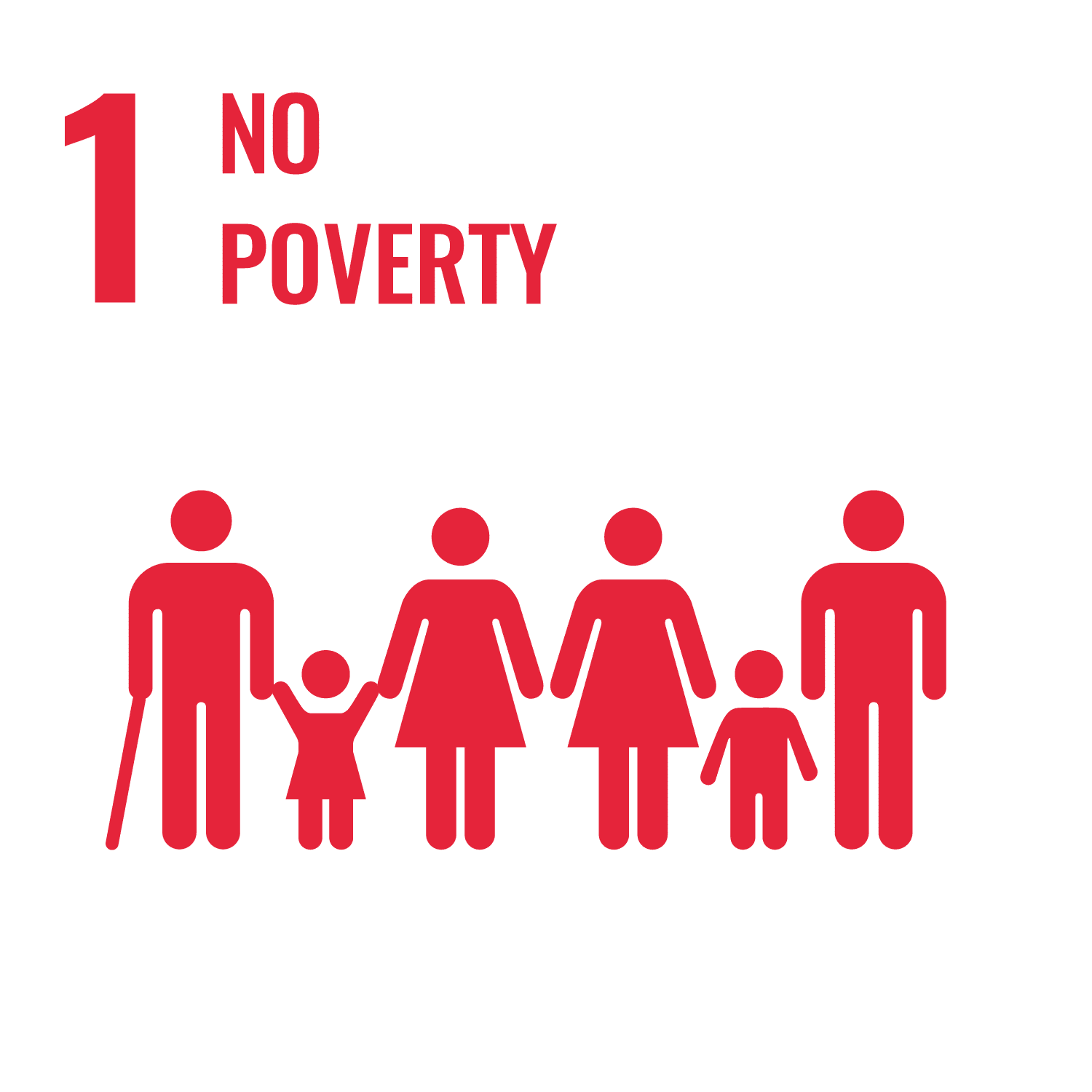 SDG Goal 01-No Poverty