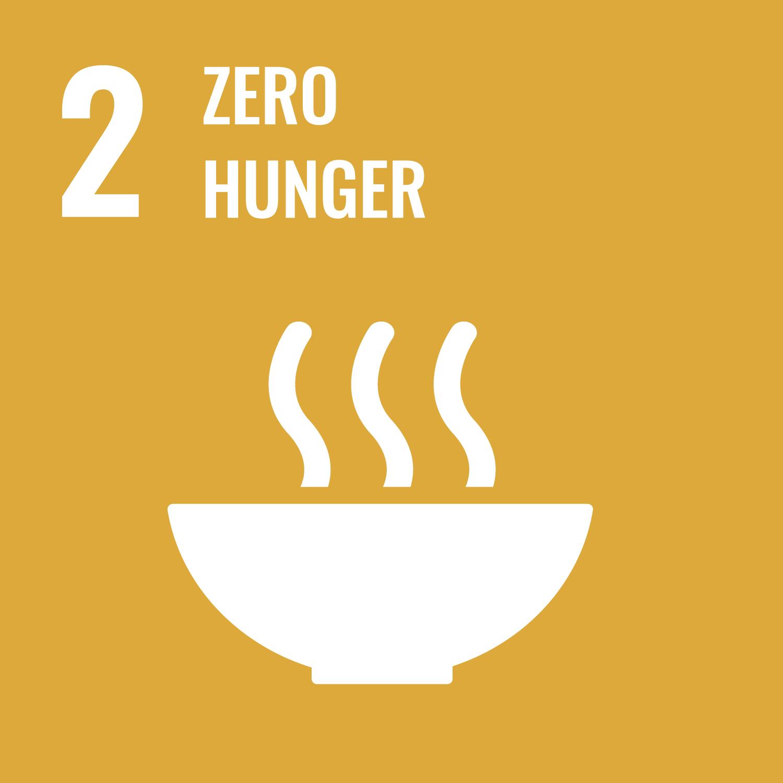 SDG Goal 02-Zero Hunger