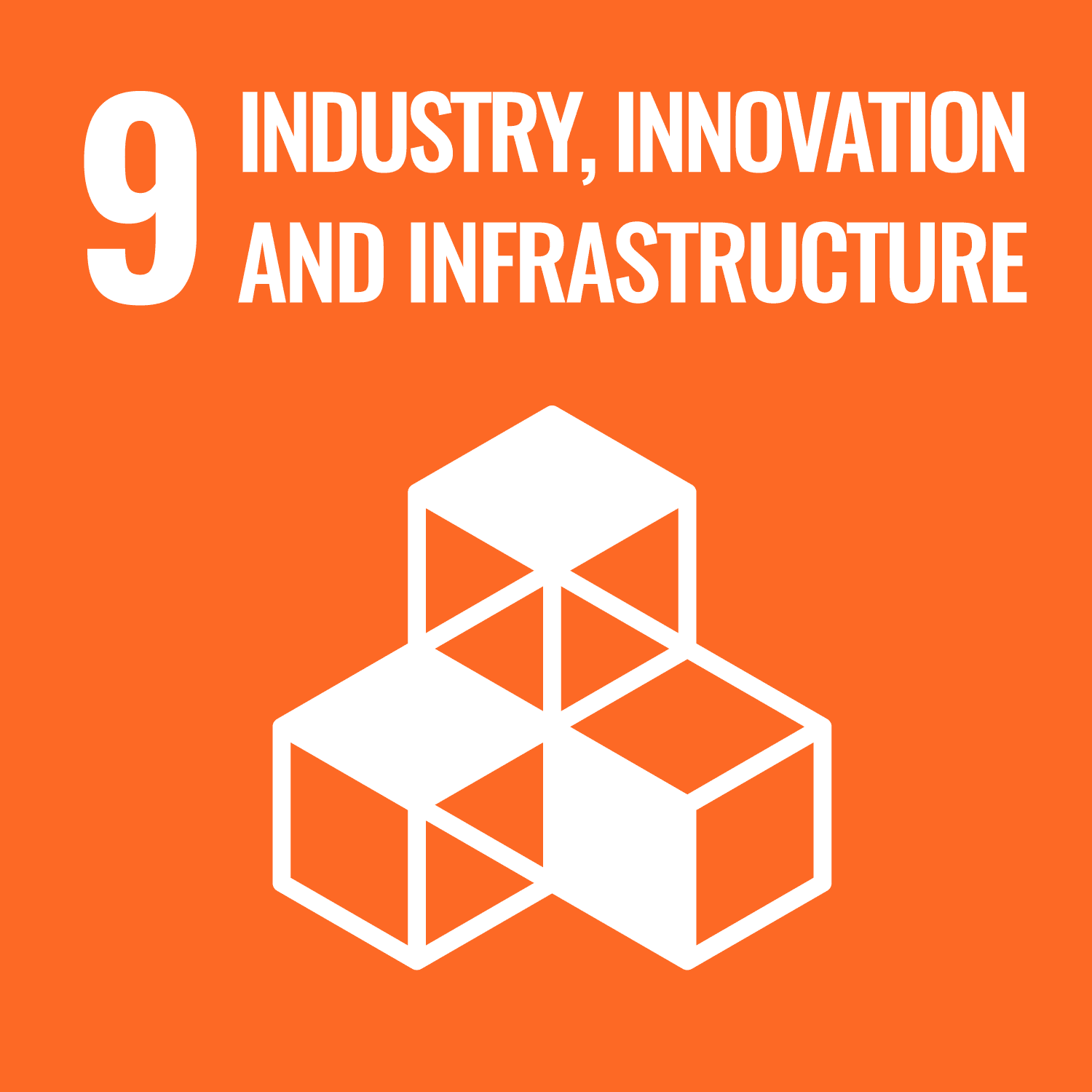 SDG Goal 09-Industry, Innovation and Infrastructure