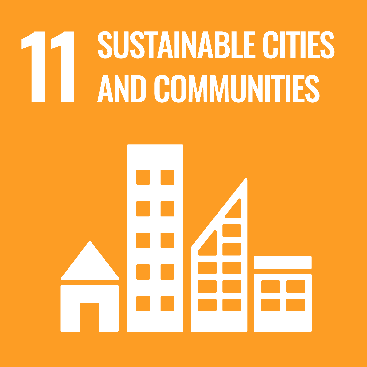 SDG Goal 11-Sustainable Cities and Communities