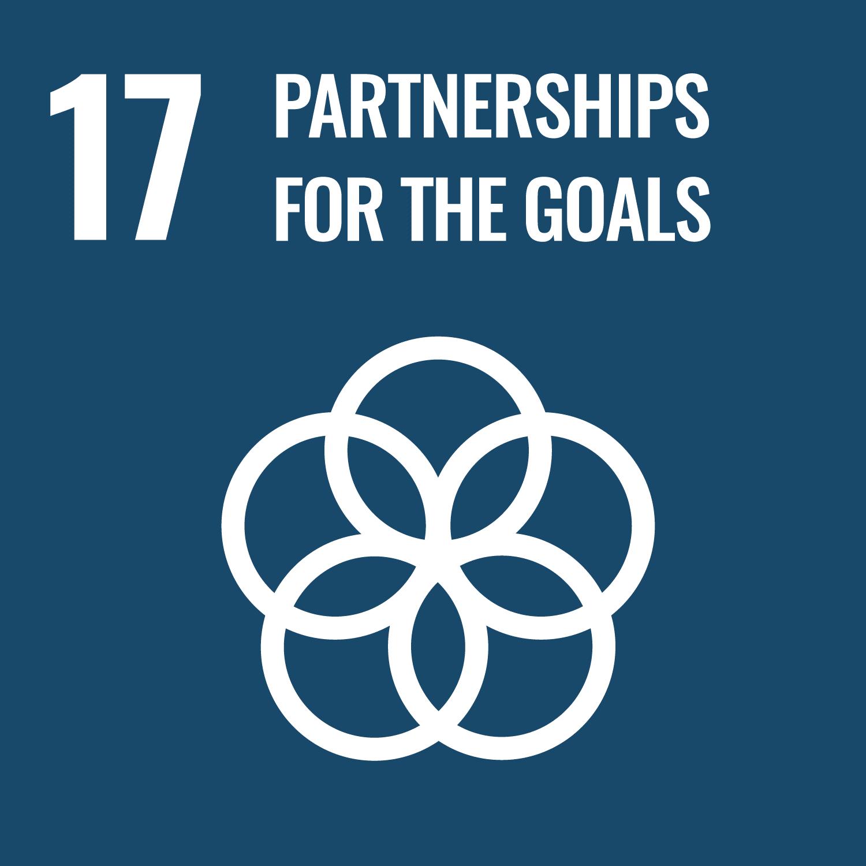 SDG Goal 17-Partnerships for The Goals