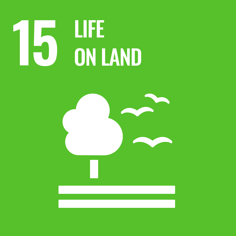 SDG Goal 15-Life on Land