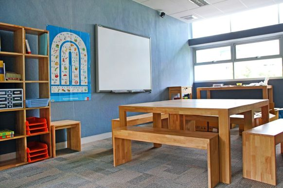 NIST International School - New World Languages Classroom 1