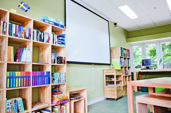 NIST International School - New World Languages Classroom 2