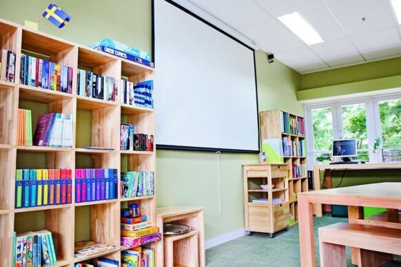 NIST International School - New World Languages Classroom 2