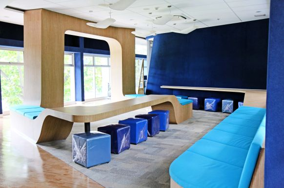 NIST International School - World Languages Centre Collaborative Space 2
