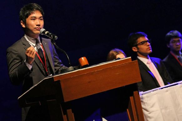 2015 Bangkok Model United Nations at NIST 5